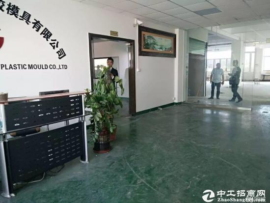 原房东厂房新空2200平 精装修办公室 无公摊