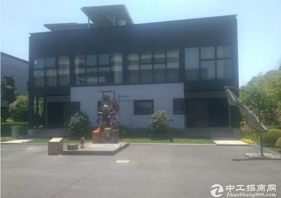 松江新桥名企公馆独栋研发式办公厂房绿证诚意出售