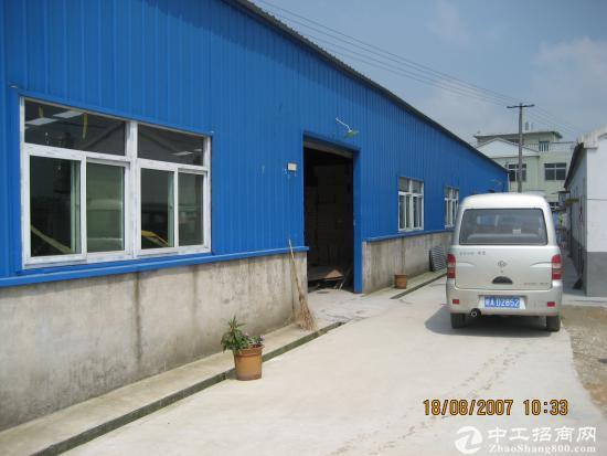 新厂房1500平米出租