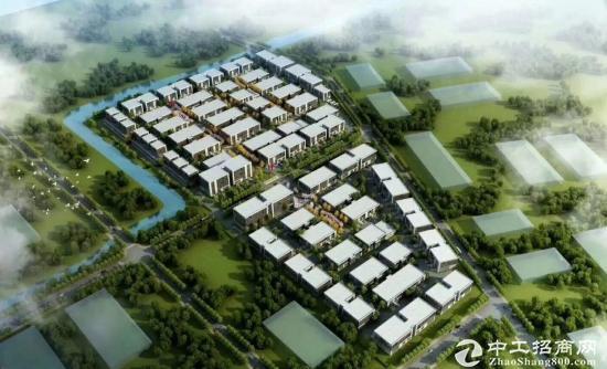 中南高科·无锡惠山智造产业园,厂房出售
