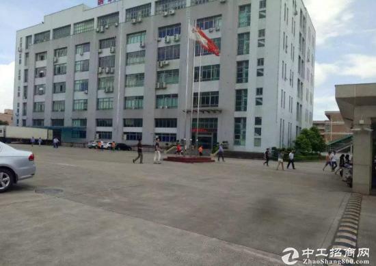 宝安福永凤凰一楼1000平标准厂房-图2