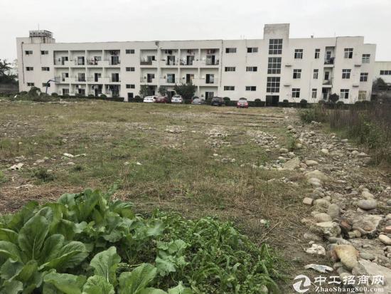 出租温江70亩独院厂房场地
