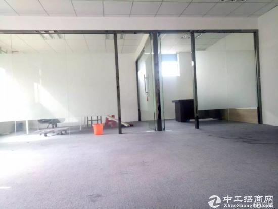华宁工业区标准一楼900平格局方正厂房招租