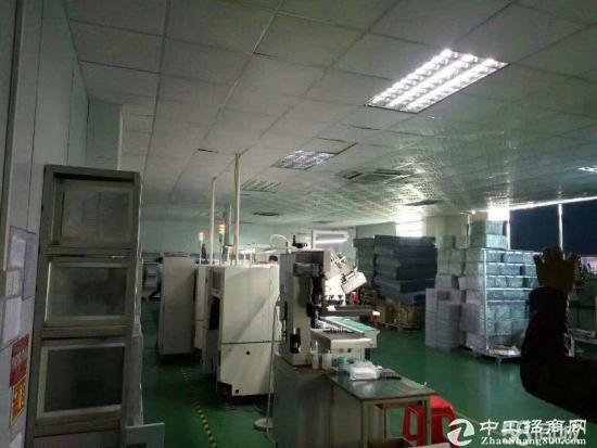 福永大洋田320带装修厂房招租