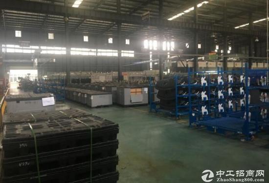 龙泉汽车城1400平米带地坪漆可安行车厂房