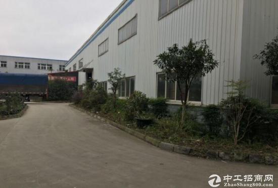 郫县标准园区厂房,占地10亩,双证齐全。