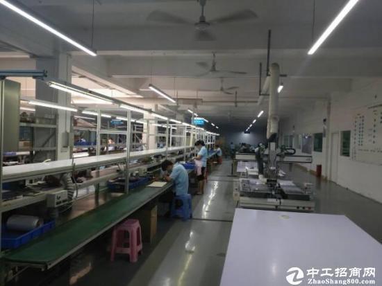 石岩北环华丰圳宝新出厂房1350平米-图3