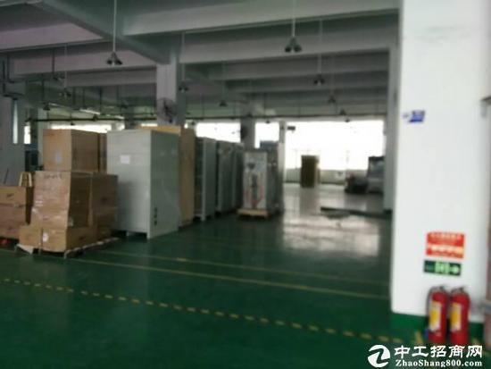 石岩北环华丰圳宝新出厂房1350平米