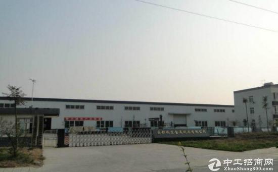 简阳大型工业厂房出租,可以分租,地理位置优越