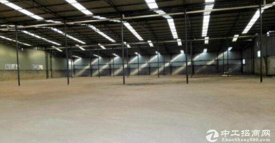 双流390平米钢结构库房出租-图2