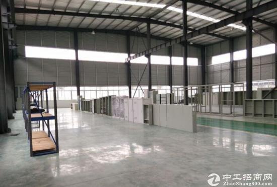 成都双流3000平米标准钢结构厂房出租