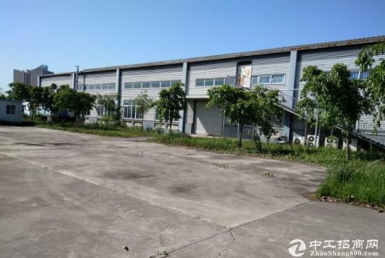 龙泉3000平米独栋带行车有环评厂房出租