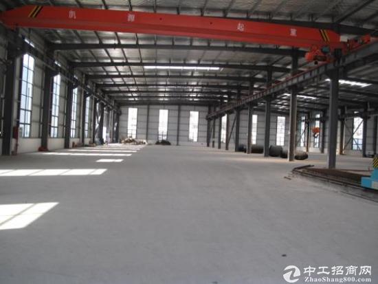 双华路成雅高速出口3000平单层钢构厂房带行车