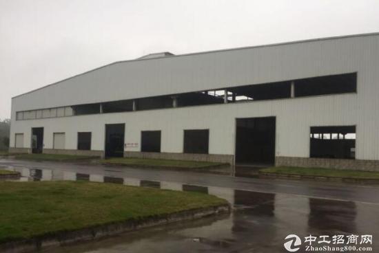 天府新区视高园区2100平米厂房带有行车梁出租