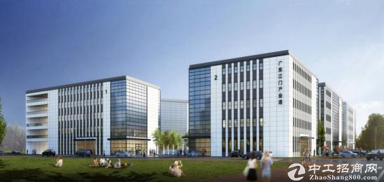 江门智能制造产业园新出9700平米研发厂房出租-图2