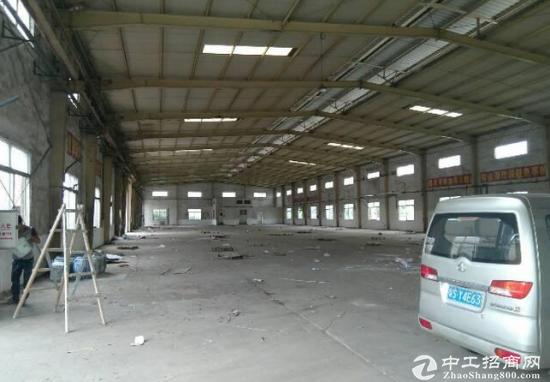 高埗振兴路钢构厂房600平米空地大-图2