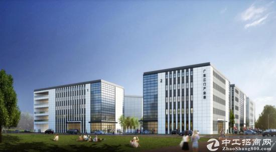 (出租)园区全新独栋厂房10378平米 带配套楼-图2