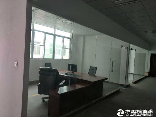 坪山大工业区旁独栋厂房楼上2200平直租-图4