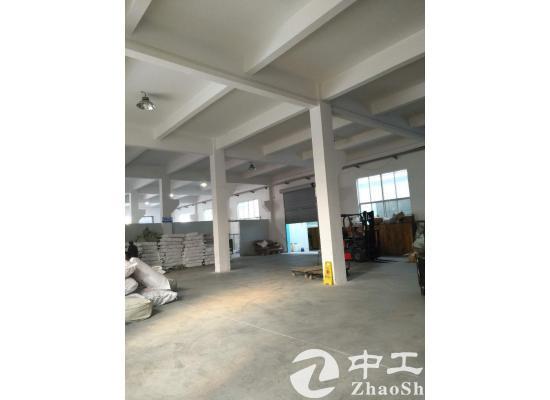 惠山区前洲独院独栋4500平米漂亮厂房出租