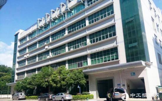 出租江门江海区标准厂房6500平米 配套完善