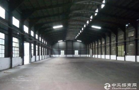 出租蓬江区杜阮镇钢结构厂房8500平方-图2