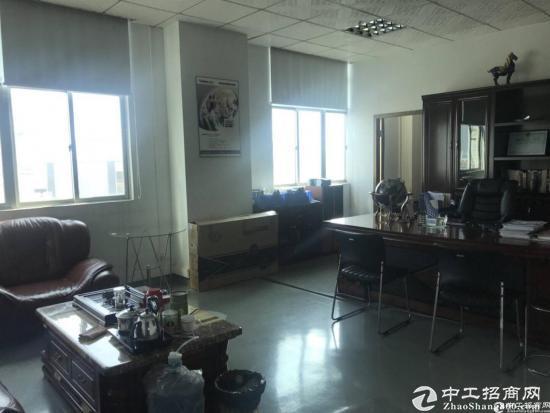 龙华花园式厂房600平招租带装修直接拎包进驻-图2
