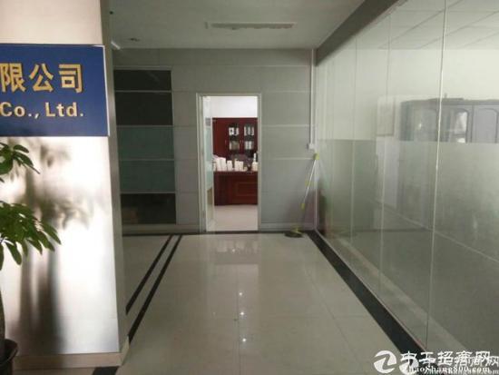 龙华布龙路旁700平精装修厂房招租-图3