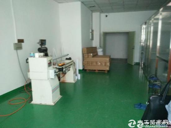 龙华布龙路旁700平精装修厂房招租-图4