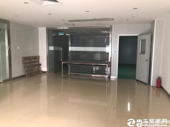 龙华大浪带装修办公室450平厂房招租-图2