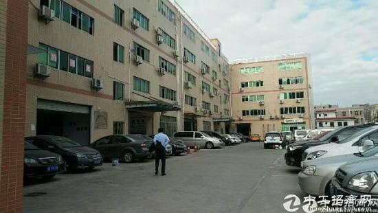 大浪商业中心附近一楼1000平厂房招租