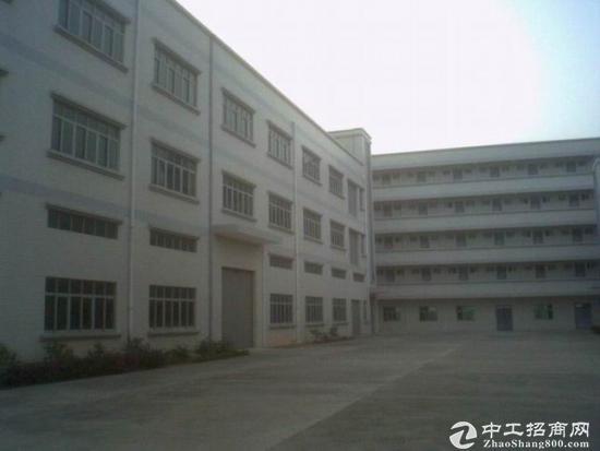 厂房位于花都区3000方标准厂房出租,