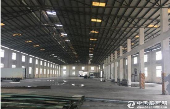 石观8米高4200平方钢结构厂房出租