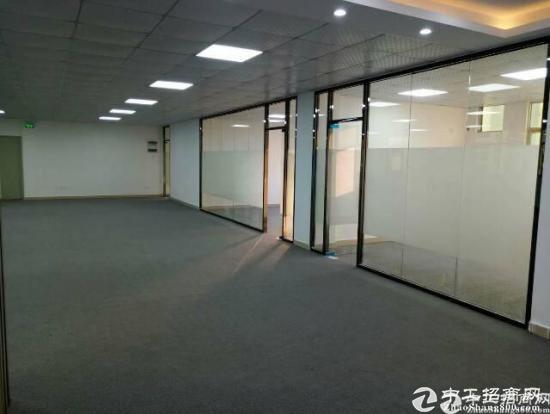 龙华新区油松科技产业园400平招租-图3
