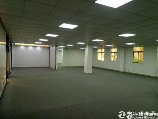 龙华新区油松科技产业园400平招租-图2