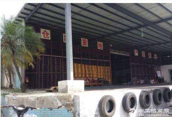 福永上围独院钢构厂房1600平米带卸货平台