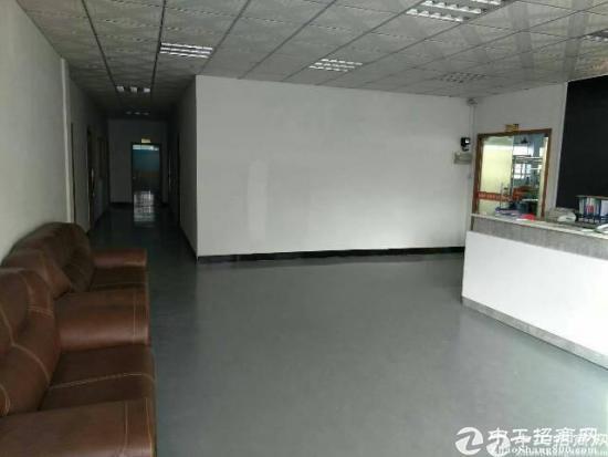 长安沿江高速出口新出1500平米精装修厂房出租