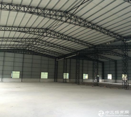 道滘独院钢结构2300平单一层厂房