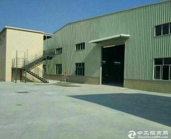 道滘单一层10米高钢构厂房2900平