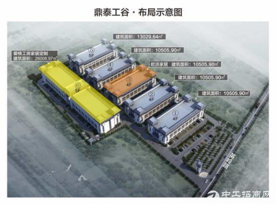 五象新区银海大道旁全新标准厂房3188元/平方起-图5