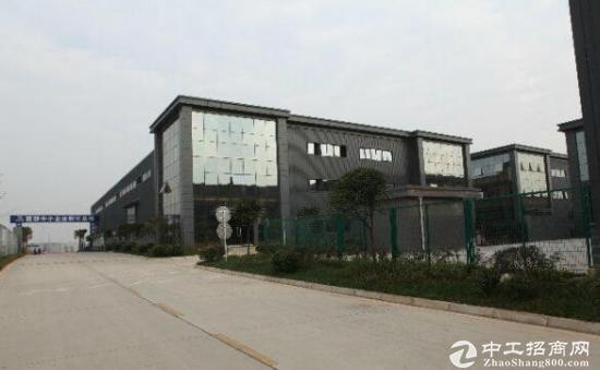 800至6000平米成都浩旺产业园标准钢构厂房出售