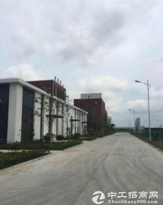 物流港铁路港自贸1000亩独栋双证大小可分厂房