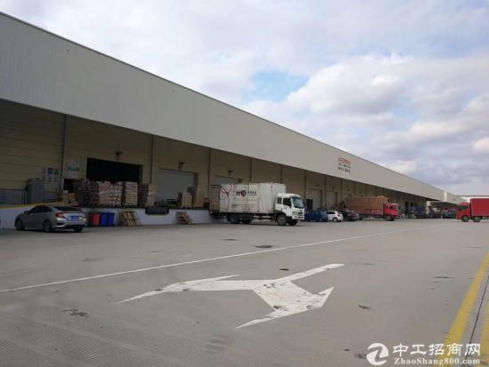 奉贤纯物流用地占地85亩可再建高标仓库自带卸货平台