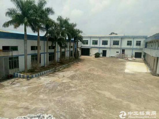 10元泰美独门独院约1.2万平方钢构厂房宿舍招租