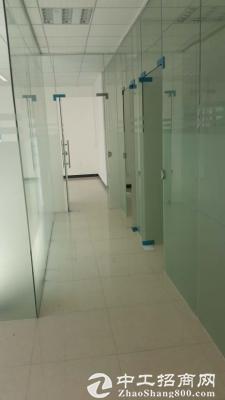 大浪福龙路附近楼上1600平带装修厂房无需转让费-图2