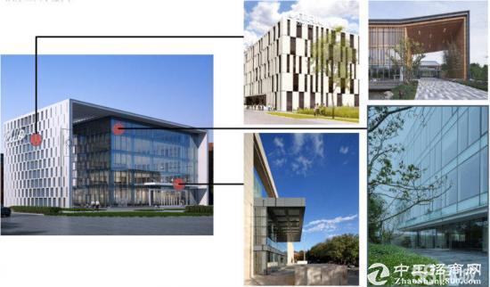 出售雄安新区涿州中关村和谷创新产业园,生产办公研发一体