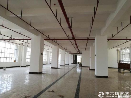 布吉李朗独栋厂房40000平出租