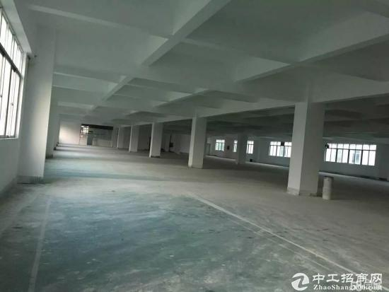 (出租)横岗 6000平米独院厂房出租 两栋各3000