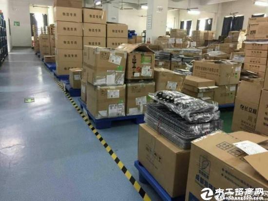 宝安兴东地铁附近独门独院带红本12000平方厂房招租
