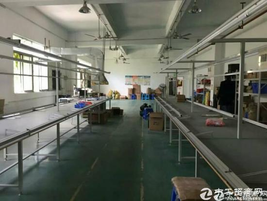 清湖有轨电车旁花园式厂房800平米,超低价转租-图3