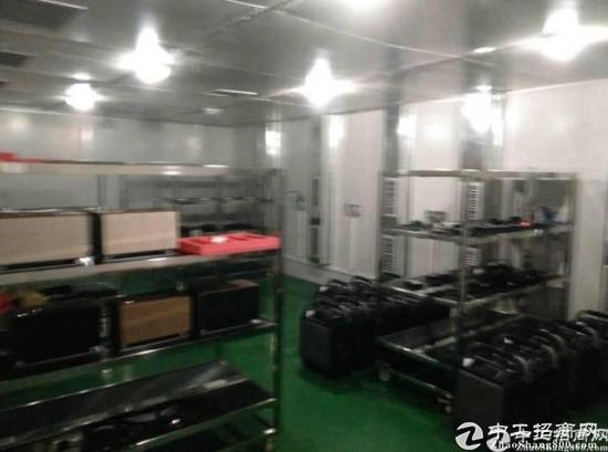 沙井洪田新出楼上1550平米带豪华装修厂房-图5